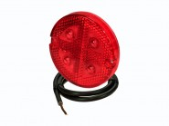 LED Schluss-/Umrissleuchte PRO-BUTTON