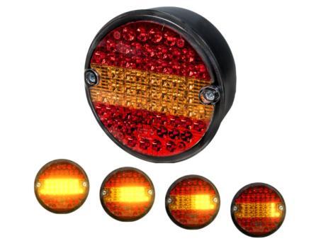 LED Heckleuchte dynamische Blinklichtfunktion