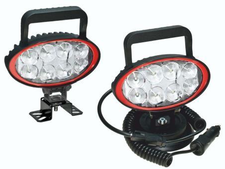 LED Arbeitsscheinwerfer PRO-WORK II H&S 3500 Lumen
