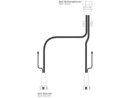 Câble sortie Variante