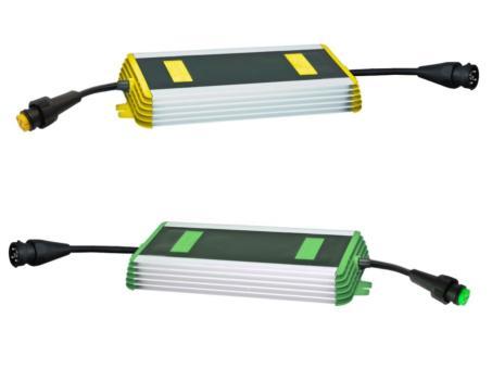 Vorverkabeltes LED Kontrollgerät PRO-LCG-ECO 12 Volt