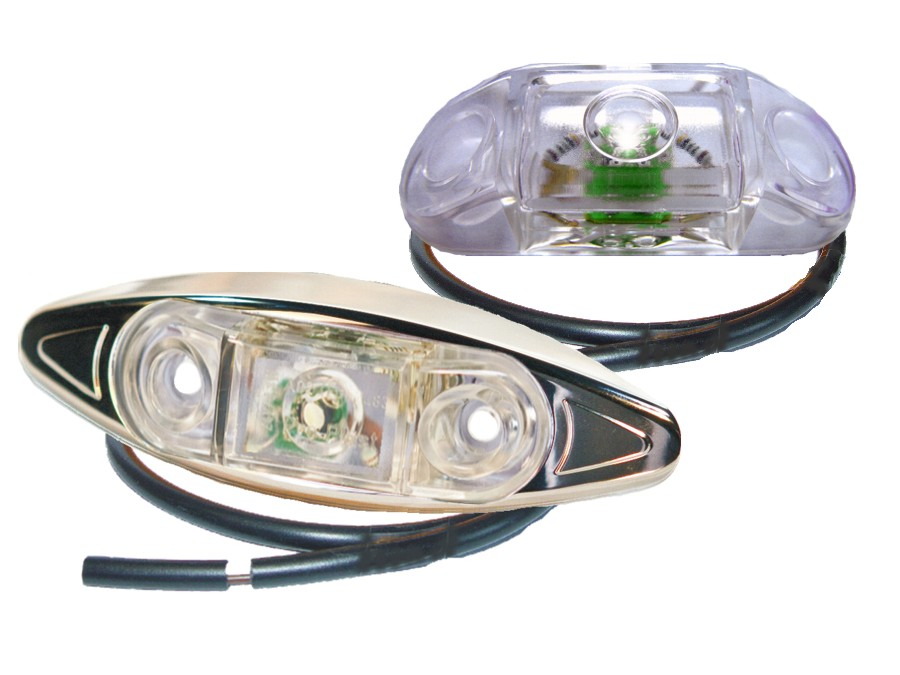 LED Front Position Lamp PRO-CAN