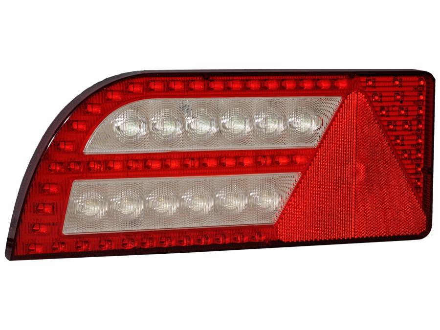 LED Heckleuchte PRO-CURVE | Fahrzeugbeleuchtung